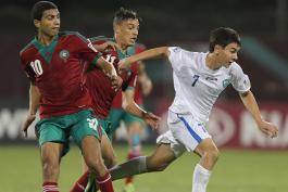 جام جهانی نوجوانان: درخشش آسیائی ها