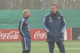 گزارش تصویری؛ تمرین روز گذشته تیم ملی آرژانتین