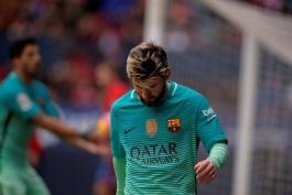 گزارش تصویری - اوساسونا 0-3 بارسلونا