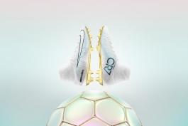 گزارش تصویری- کفش های نایکی برای کریستیانو رونالدو - چهارمین توپ طلای رونالدو