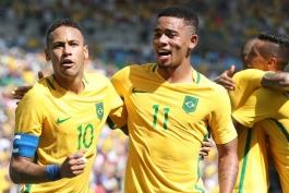 فوتبال المپیک ریو 2016؛ برزیل 6-0 هندوراس؛ سلسائوی بی نقص منتظر آلمان در فینال