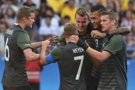 فوتبال المپیک ریو 2016؛ نیجریه 0-2 آلمان؛ ژرمن ها مجددا در برزیل به صاحب خانه رسیدند