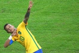 فوتبال المپیک ریو 2016؛ برزیل 1(5)-(4)1 آلمان؛ تکمیل ویترین افتخارات سلسائو با پادشاهی نیمار