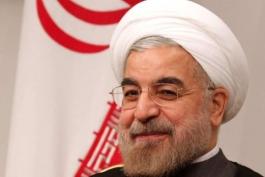 روحانی  : قهرمانی تیم ملی فوتسال بانوان باعث افتخار هر ایرانی است