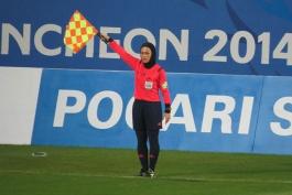 اسامی داوران زن بین المللی فوتبال و فوتسال اعلام شد