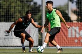 رئال مادرید - لوس بلانکوس - کهکشانی ها - Real Madrid - Los Blancos - Galacticos - Marco Asensio - Theo Hernandez