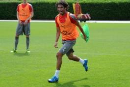 گزارش تصویری؛ آخرین تمرین آرسنال پیش از اولین بازی پیش فصل