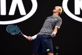 اوپن استرالیا 2017؛ دنیس ایستومین 3-2 نوواک جوکوویچ؛ شگفتی بزرگ به دست تنیسور ازبکستانی رقم خورد!