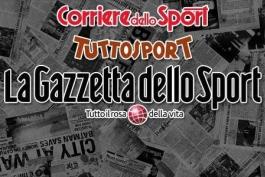 گیشه مطبوعات ایتالیا؛ دوشنبه 9 می 2016؛ ناپولی اوله!