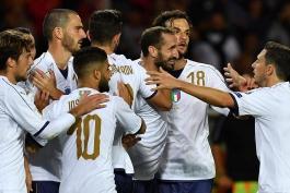 تیم ملی ایتالیا به پلی آف جام جهانی 2018 راه پیدا کرد