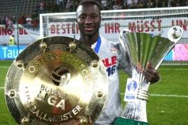 خرید جدید باشگاه لایپزیش: می خواهم بهترین فوتبالیست آفریقایی شوم
