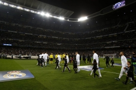 گزارش تصویری رئال مادرید 1 - 0 پاریسن ژرمن