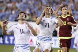 گزارش تصویری؛ اروگوئه 0-1 ونزوئلا