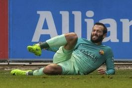 بارسلونا - اوساسونا - رئال مادرید