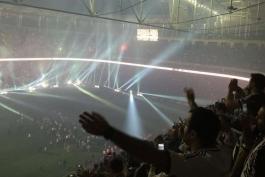 گزارش تصویری؛ جشن قهرمانی بشیکتاش در فوتبال ترکیه