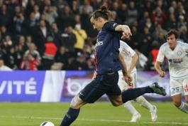 گزارش تصویری پاریسن ژرمن 2 - 1 مارسی