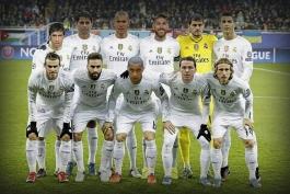 در نظرسنجی مارکا انتخاب شد؛ تیم منتخب رئال مادرید از سال 1998 تاکنون