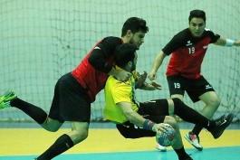 لیگ برتر هندبال-تیم هندبال نوین قطره