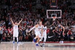 نتایج بامداد امروز بسکتبال NBA؛