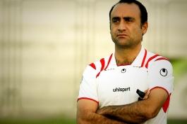 حسین عبدی عضو سابق هیئت مدیره پرسپولیس