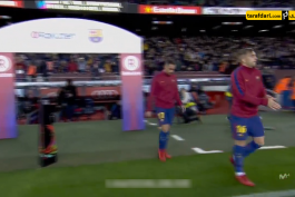 لالیگا-اسپانیا-جام حذفی اسپانیا-کوپا دل ری-گل های HD بارسلونا-خلاصه HD بارسلونا