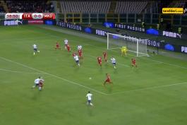 گل های HD بازی ایتالیا 1-1 مقدونیه