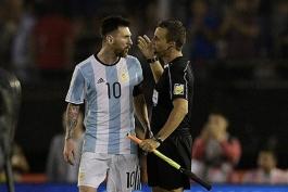 کاپیتان آرژانتین - آرژانتین - شیلی - مقدماتی جام جهانی روسیه