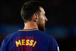 مهاجم آرژانتینی بارسلونا - بارسلونا