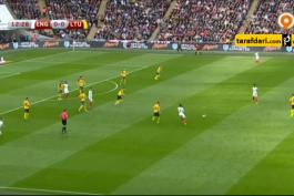 انگلیس-لیتوانی-مقدماتی جام جهانی 2018 روسیه-ورزشگاه ومبلی-انگلستان-جرمین دفو-Jermain Defoe-جیمی واردی-Jamie Vardy
