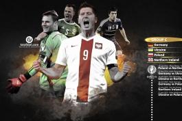 یورو 2016؛ پوستر اختصاصی طرفداری از برنامه بازی های گروه سوم