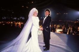 عروسی فوتبالیست ها - مراسم عروسی - بازیکنان آرژانتین - فوتبال قدیمی