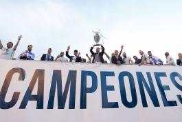 جشن قهرمانی رئال مادرید - قهرمانی رئال مادرید - لیگ قهرمانان اروپا - دودسیما