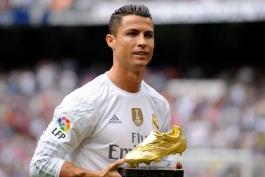 کفش طلا - لالیگا - کفش طلای اروپا - رئال مادرید - نقل و انتقالات رئال مادرید