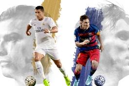رئال مادرید - بارسلونا - رئال مادرید-بارسلونا - الکلاسیکو - لالیگا