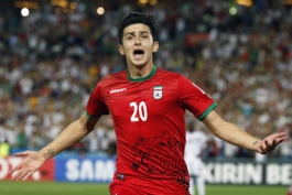تیم ملی ایران- قطر- جام ملت های آسیا