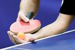 پینگ پنگ-تنیس-مسابقات تنیس روی میز