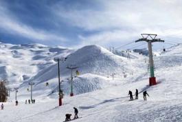 مسابقات بین المللی اسکی و اسنوبرد-مسابقات اسنوبرد-مسابقات اسکی روی برف