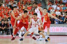 بسکتبال-تیم ملی بسکتبال ایران-بسکتبال جام ولیام جونز