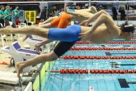 مسابقات شنا-تیم ملی شنا-اردوی تیم ملی شنا