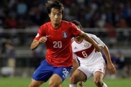 مقدماتی جام جهانی - تیم ملی کره جنوبی