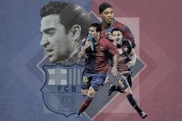 بیست بازیکن برتر تاریخ بارسلونا به انتخاب سایت گل