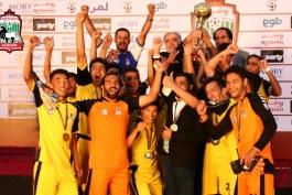 نگاهی به لیگ برتر افغانستان؛ شاهین آسمایی به مقام قهرمانی رسید