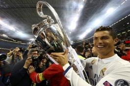 کریستیانو رونالدو رکورددار گلزنی در لیگ قهرمانان اروپا