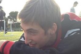 درگذشت بازیکن جوان ایتالیایی بر اثر سرطان خون