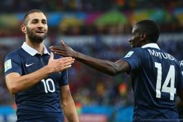 بهترین بازیکنان جام جهانی تا پایان مرحله یک چهارم نهایی: بنزما به صدر بازگشت