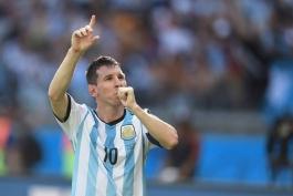 بهترین گلزنان جام جهانی 2014 تا پایان مرحله گروهی