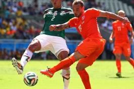 رکوردهای وسلی اسنایدر در جام جهانی