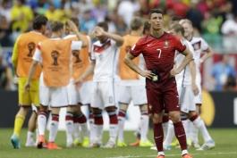 انتقاد شدید بوبان از رونالدو: رونالدو یک بازیکن خودشیفته است؛ پرتغال به کاپیتانش باخت