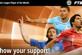 کاندیداهای عنوان بهترین بازیکن ماه ژانویه لیگ برتر از نگاه هواداران
