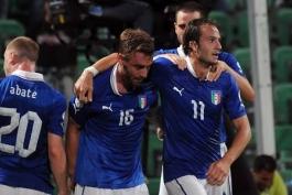 نگاهی به گروه B رقابت های مقدماتی جام جهانی در قاره اروپا: ایتالیا در یک قدمی جام جهانی